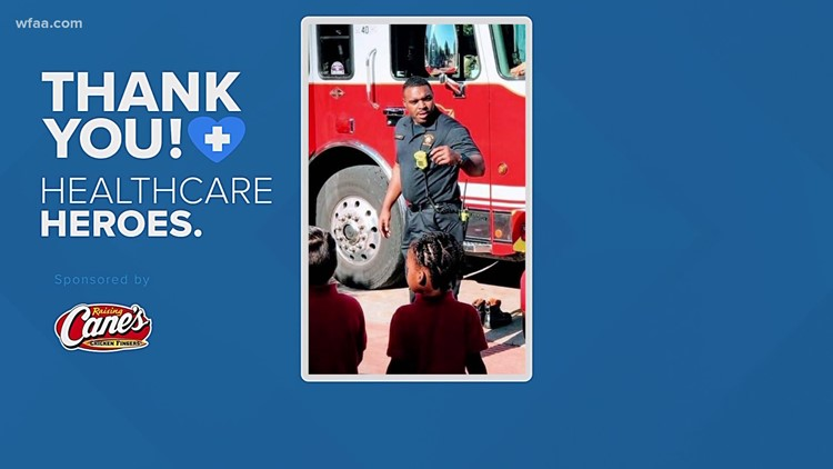 Healthcare Heroes: Jason Baker