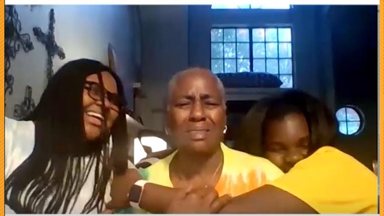 She's raising grandkids and caring for a husband who had a stroke. This Texas grandmother deserved a 'Little Wish.'