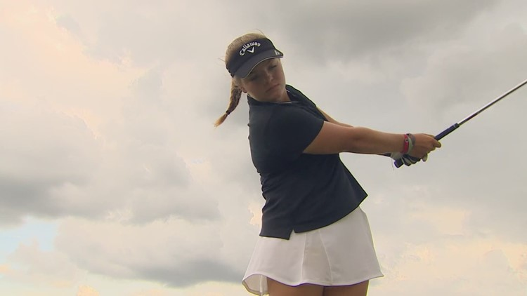 McKinney teen set to play with the pros in LPGA debut