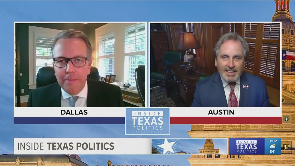 Contentious Texas election bill could see vote within days, lawmaker says
