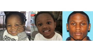 AMBER Alert issued for 2 boys out of Dallas, believed to be with man suspected in homicide