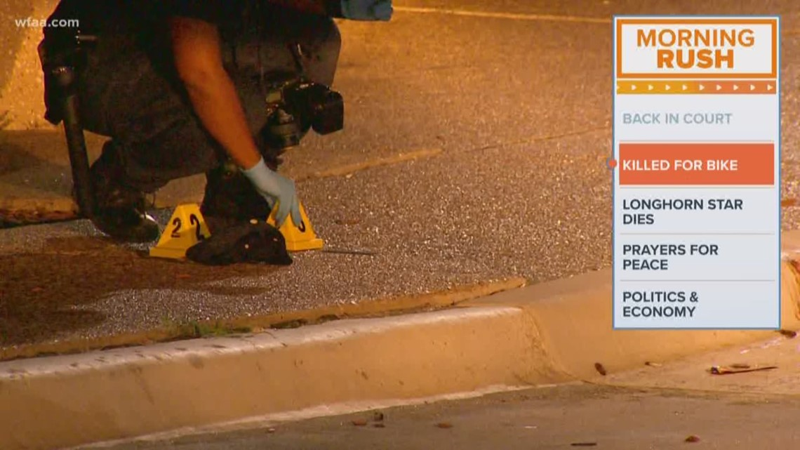 Homeless man shot and killed near Lake Highlands