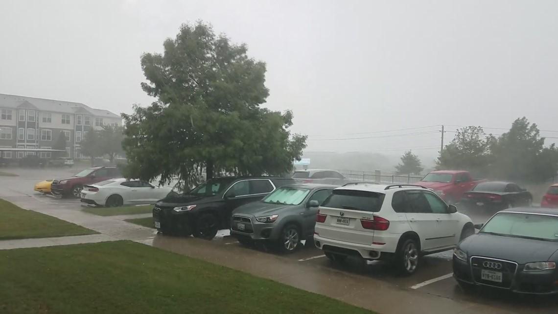 Wind, Rain, and Hail