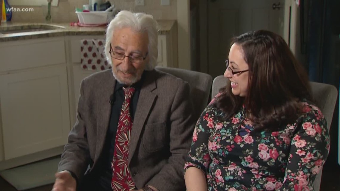 Little Wishes: Woman gifts her father, the 'greatest man' she knows, a special surprise