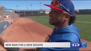 Willie Calhoun: a new man for a new season