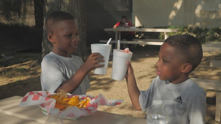 Wednesday's Child: Brothers Taurus and Elijah are best friends who want loving parents to adopt them