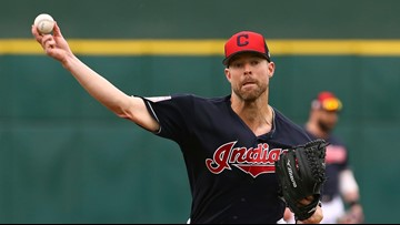 Cleveland trades ace pitcher Corey Kluber to Rangers