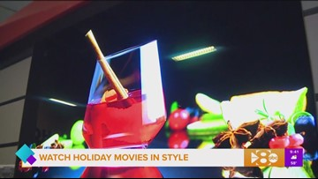 Watch Holiday Movies in Style