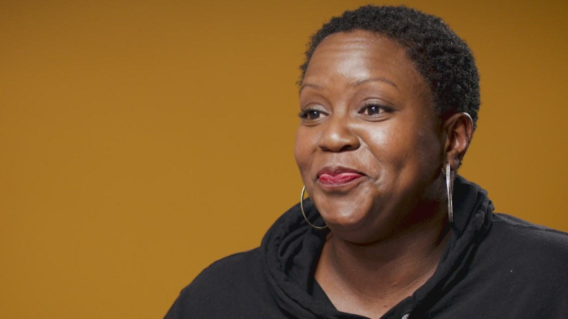 Rooted: Operating room nurse Yolanda Bledsoe shares her hair story