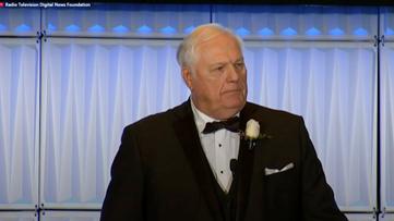 WFAA's Dale Hansen wins RTDFN Lifetime Achievement Award