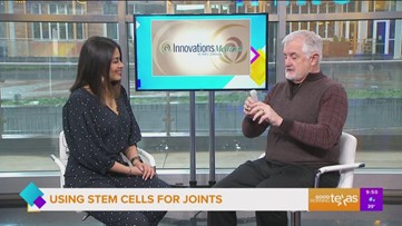 Using Stem Cells to Relieve Joint Pain
