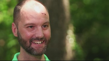 Fort Worth hiker describes six nights in Arkansas wilderness before rescue