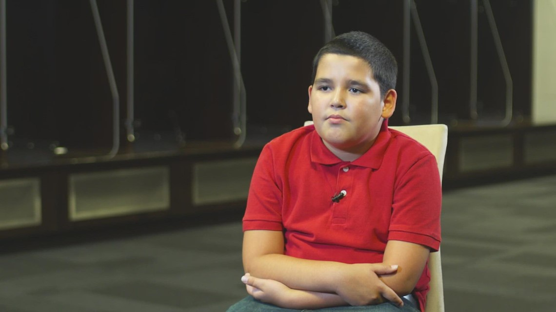 Wednesday's Child: 10-year-old Markes ready to run right into his forever family