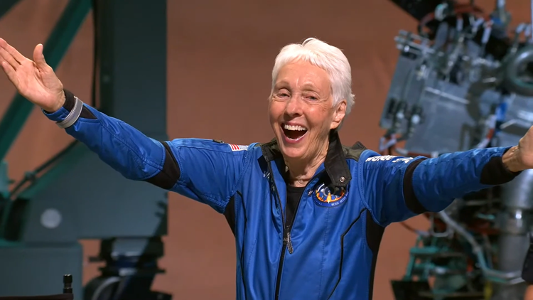 Now an astronaut, North Texas woman breaks down decades-old barrier