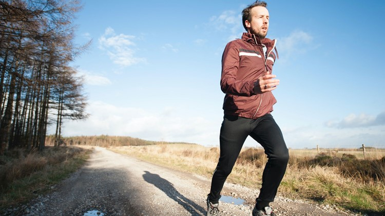 Knee pain after running? Here's what to do.