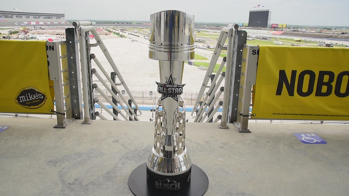 One of Texas Motor Speedway's biggest races ever will also be one of its hottest