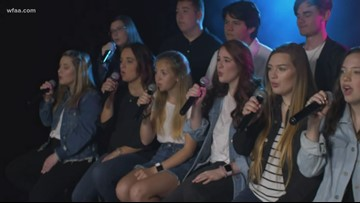 Party in the studio with 'Remedy' from Argyle High School