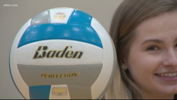 Byron Nelson High is home to the nation's best high school volleyball player: Meet Paige Flickinger