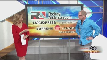 Rodney Anderson with Supreme Lending shares mortgage tips