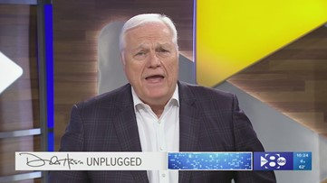 Dale Hansen Unplugged: 'Scary time' as world deals with COVID-19