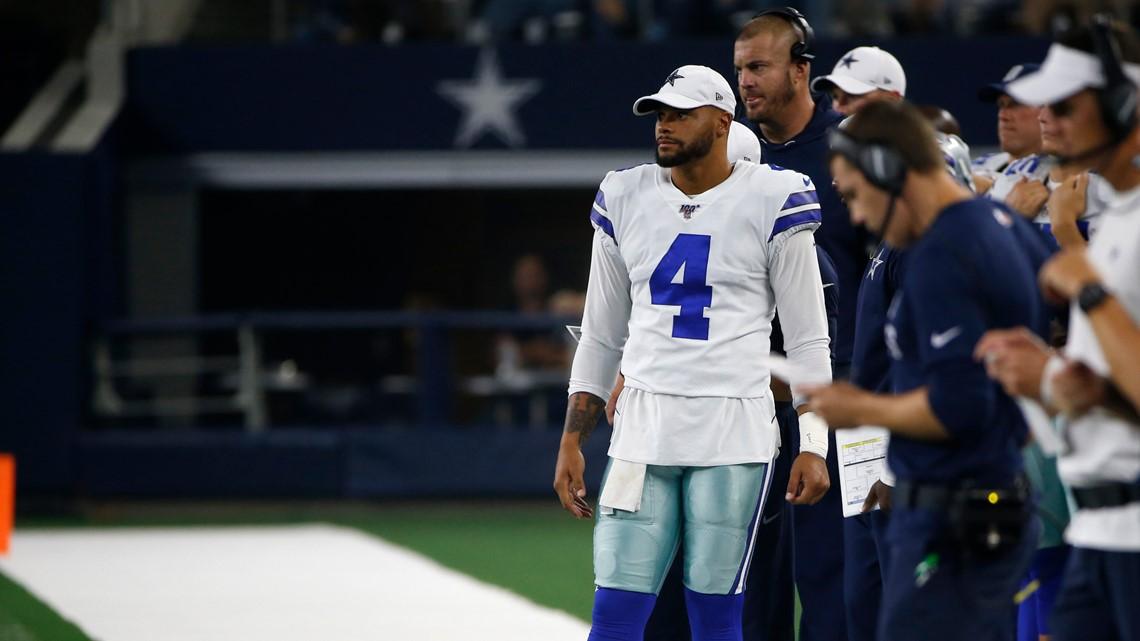 Fantasy football sits and starts for Week 1 Cowboys vs