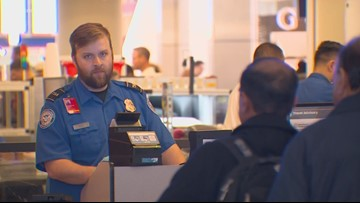 The strangest things TSA found at Texas airport checkpoints