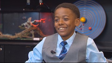 Wednesday's Child: Meet 12-year-old Jonah