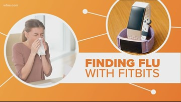 How your Fitbit can help you detect flu-like symptoms