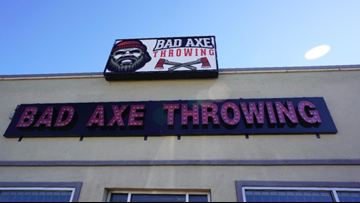 How to be a bad axe: Craze or not, axe throwing finds a following in Dallas