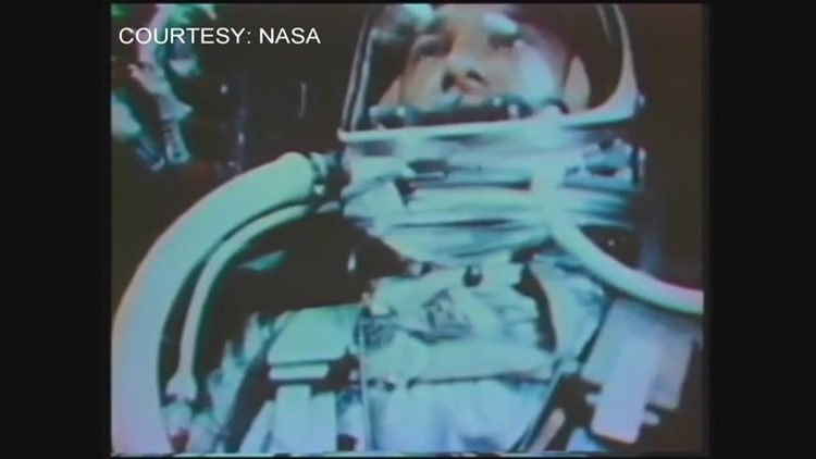 She could have been the first woman in space; 60 years later, she's about to go