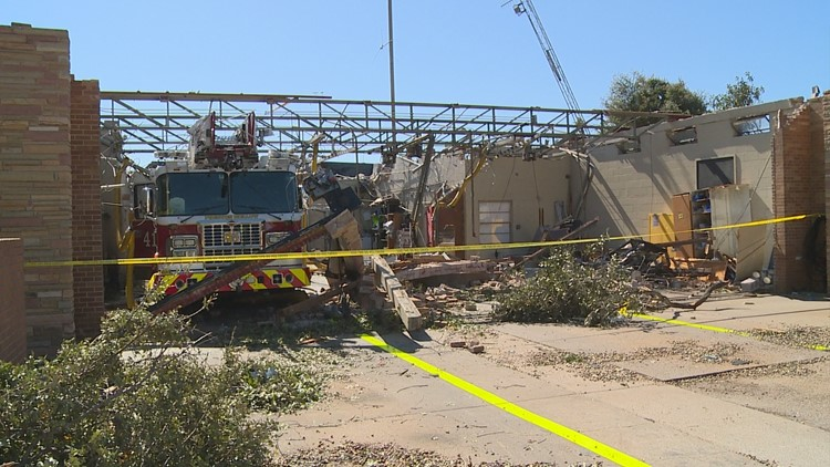 Memories torn away with loss of Fire Station 41