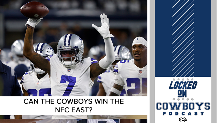 Can the Cowboys win the NFC East? | Locked On Cowboys