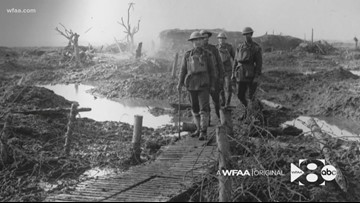 'We were looking for the worst place in the world': New exhibit aims to immerse Texans in a World War I battle