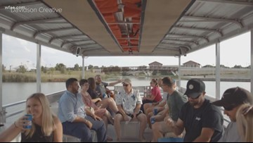 Boat tours coming to Fort Worth