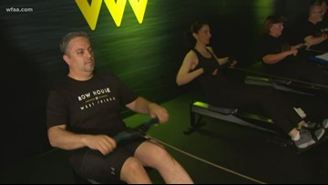 Wellness Wednesday: Rowing to better health