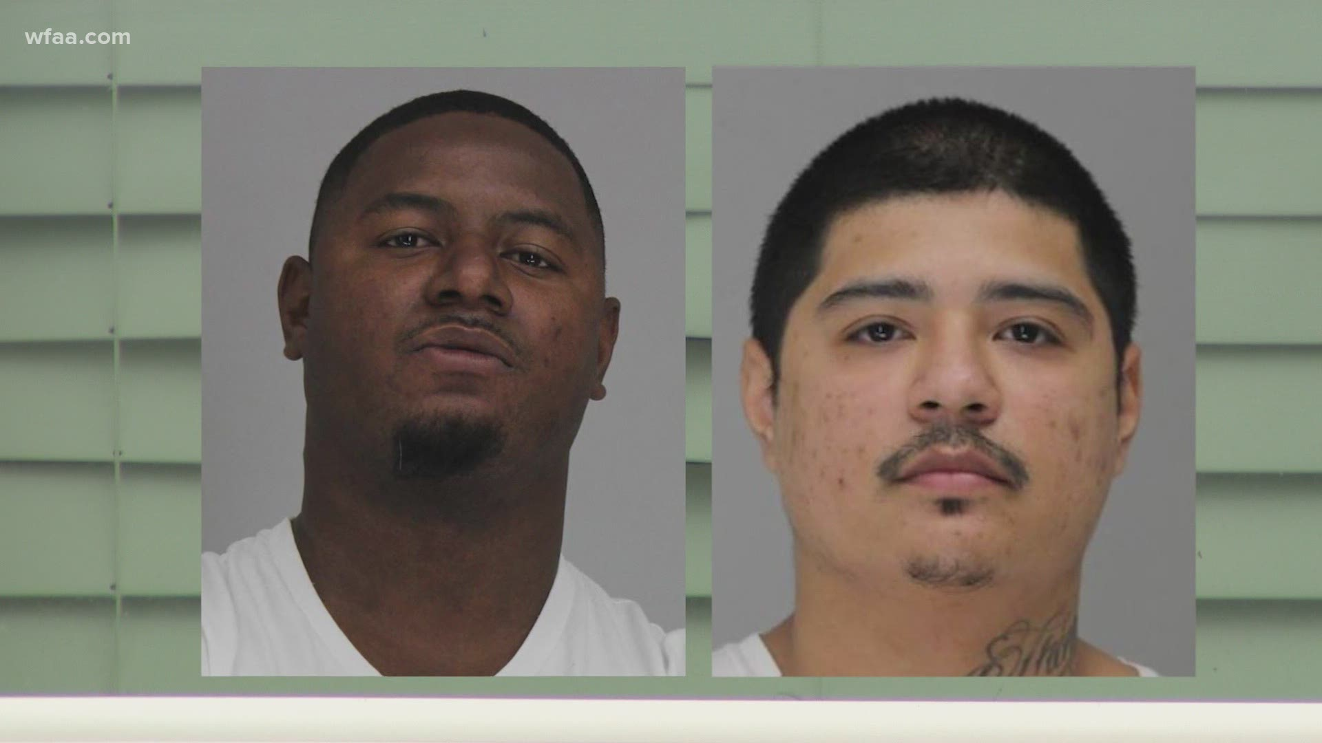 2 Dallas Men Arrested For Sex Trafficking In Connection To 13 Year Old Rescued From Irving Hotel Last November Wfaa Com