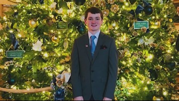 McKinney teenager invited to decorate White House for Christmas