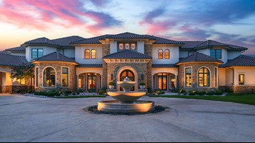 Massive Southlake estate on nearly 5 acres to hit auction block