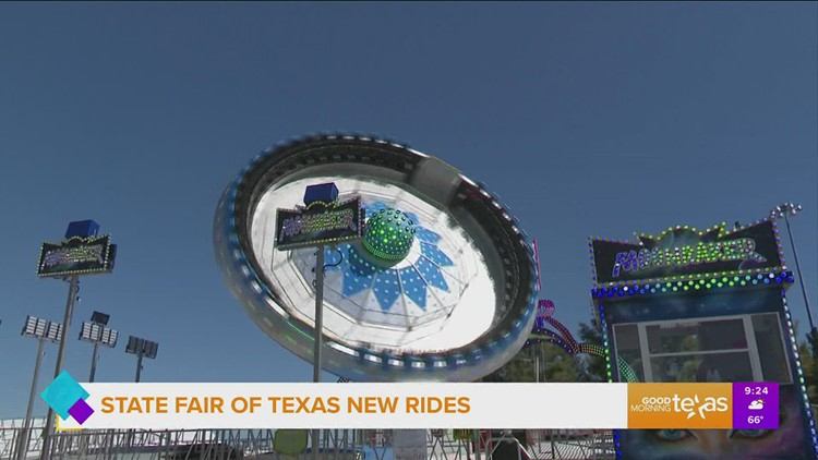 State Fair of Texas New Rides