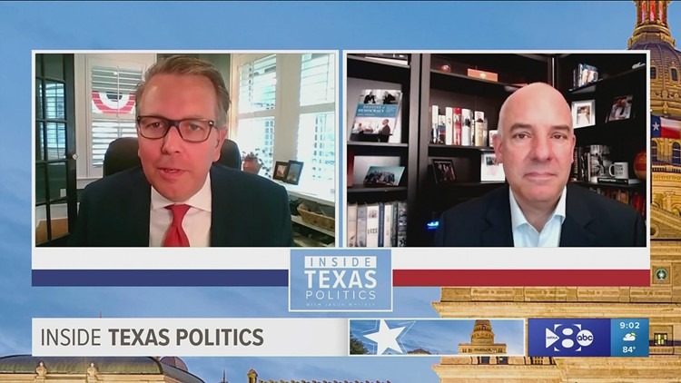 Texas Democrats looking for ways to stop new election laws from passing into law