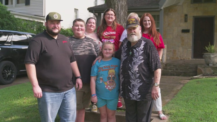 The Fletcher family goes back to where it all started