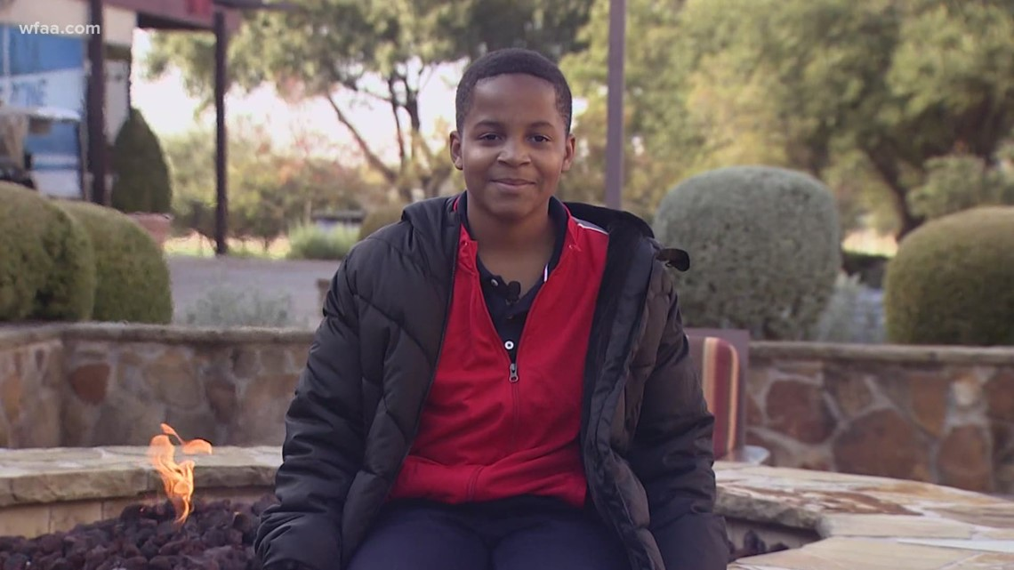 Wednesday's Child 10-year-old Jevonte longs to hear the words 'I love you' and 'you matter'