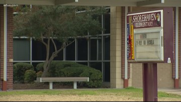 Garland police investigating after student restrained
