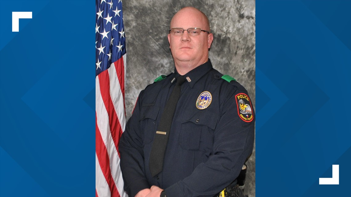 Officer of 22 years dies from COVID complications