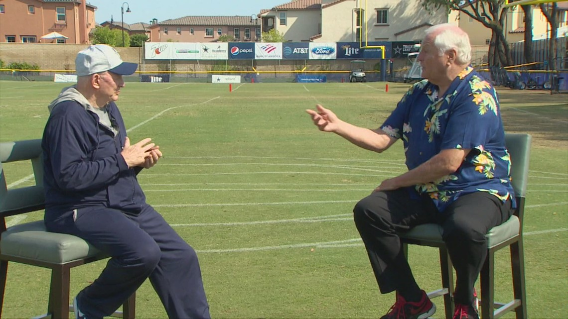 The final interview, Part 2: Dale Hansen and Jerry Jones