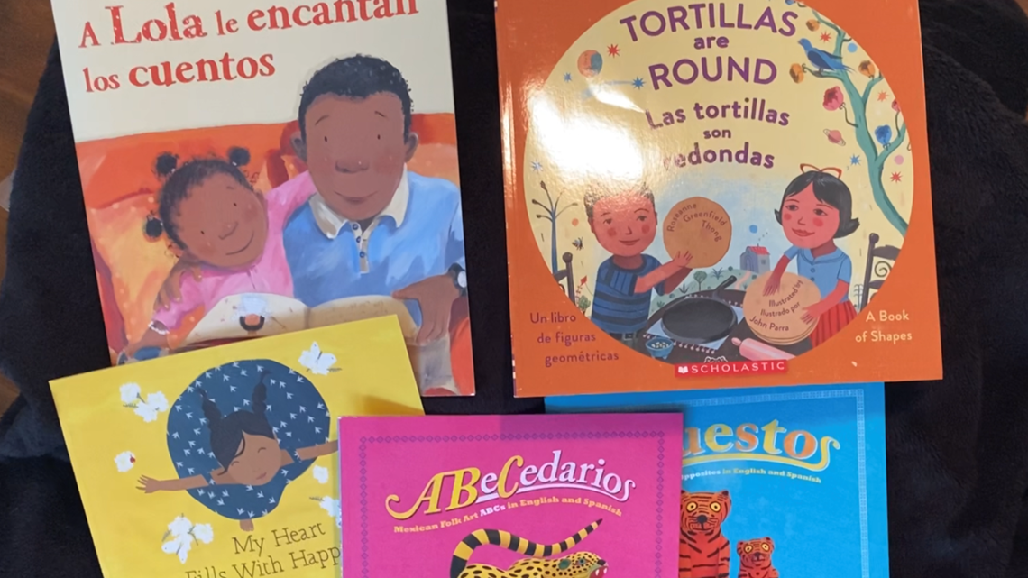 With public libraries closed, Dallas ISD helping build at-home libraries for K-6 students