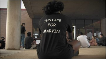 Collin County detention officers to seek reinstatement after grand jury decision in Marvin Scott case