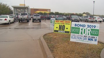 Several early morning voters experience problems at the polls in Tarrant County