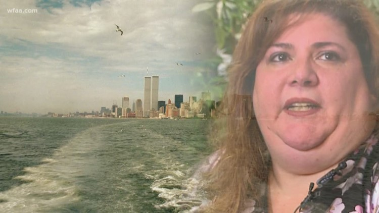 9/11 survivor Linda Randazzo from Plano speaks out for the first time