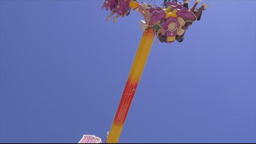 Top Rides at the State Fair of Texas